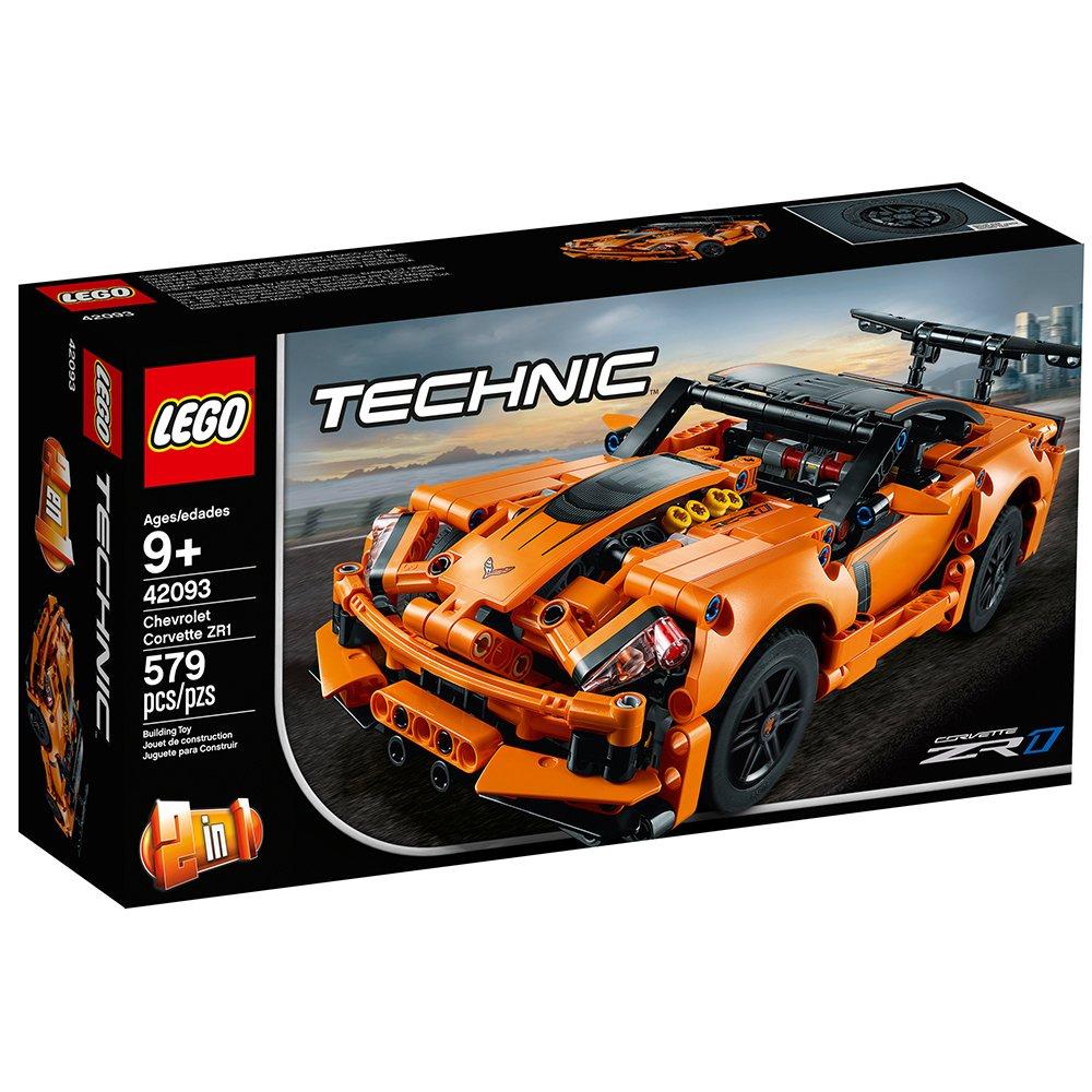 LEGO 樂高積木 Technic 42093 Chevrolet Corvette ZR1