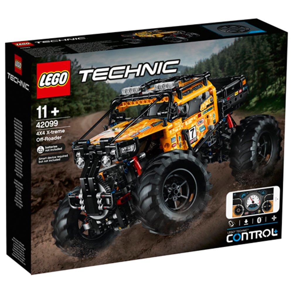 樂高積木 LEGO Technic 42099 RC X-treme 遙控越野車