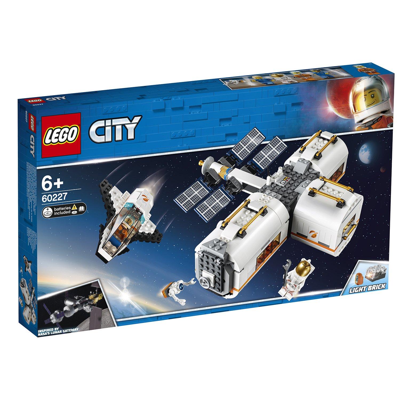 樂高積木 LEGO City Space Port系列 60227 月球太空站