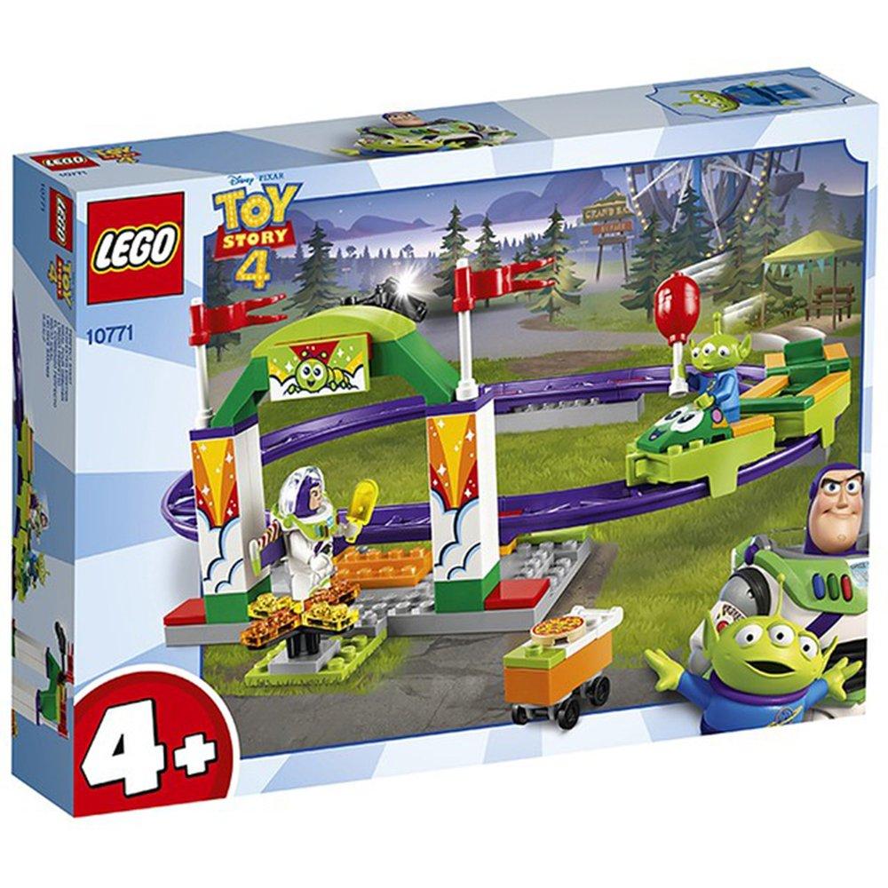 LEGO 樂高積木 Toy Story 玩具總動員4 10771 嘉年華驚險過山車