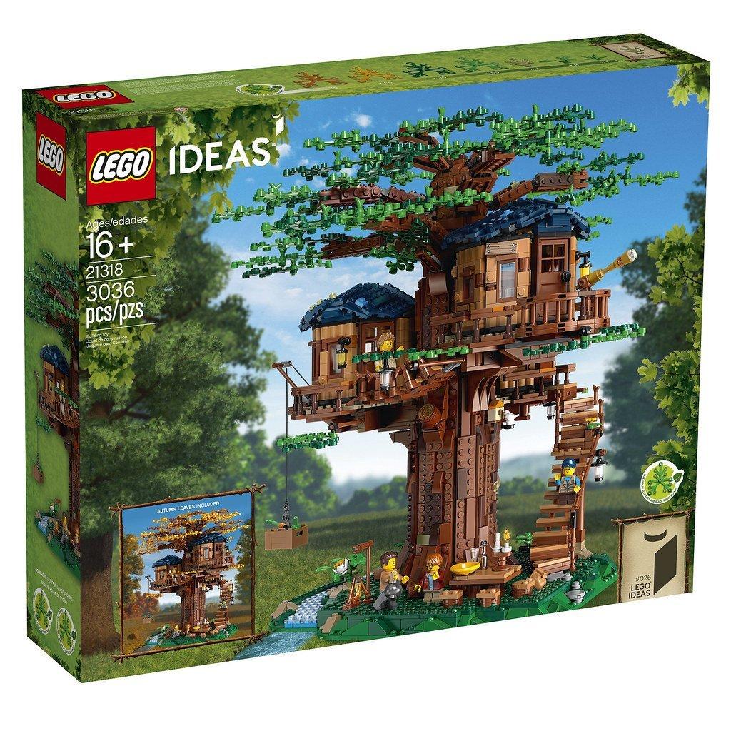 T21318 Tree House 樹屋