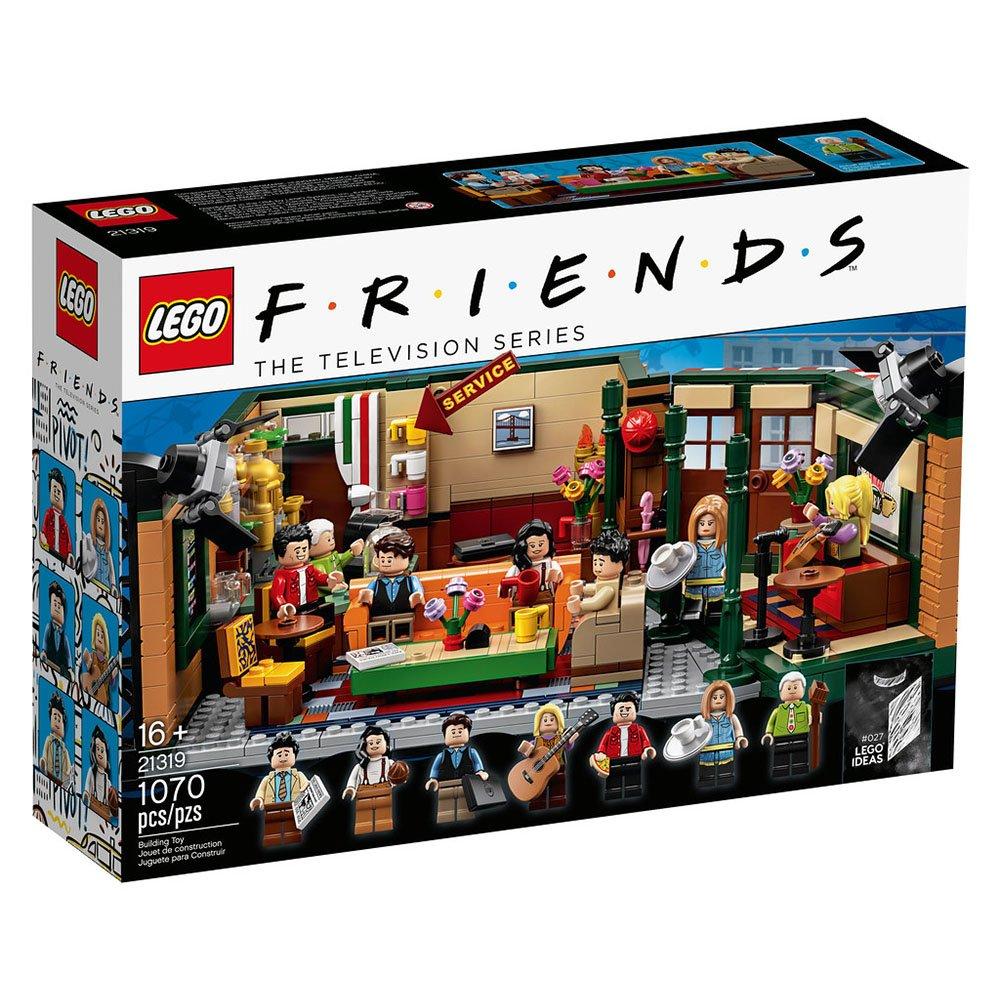 LEGO 樂高 Ideas系列 21319 中央公園咖啡館 六人行