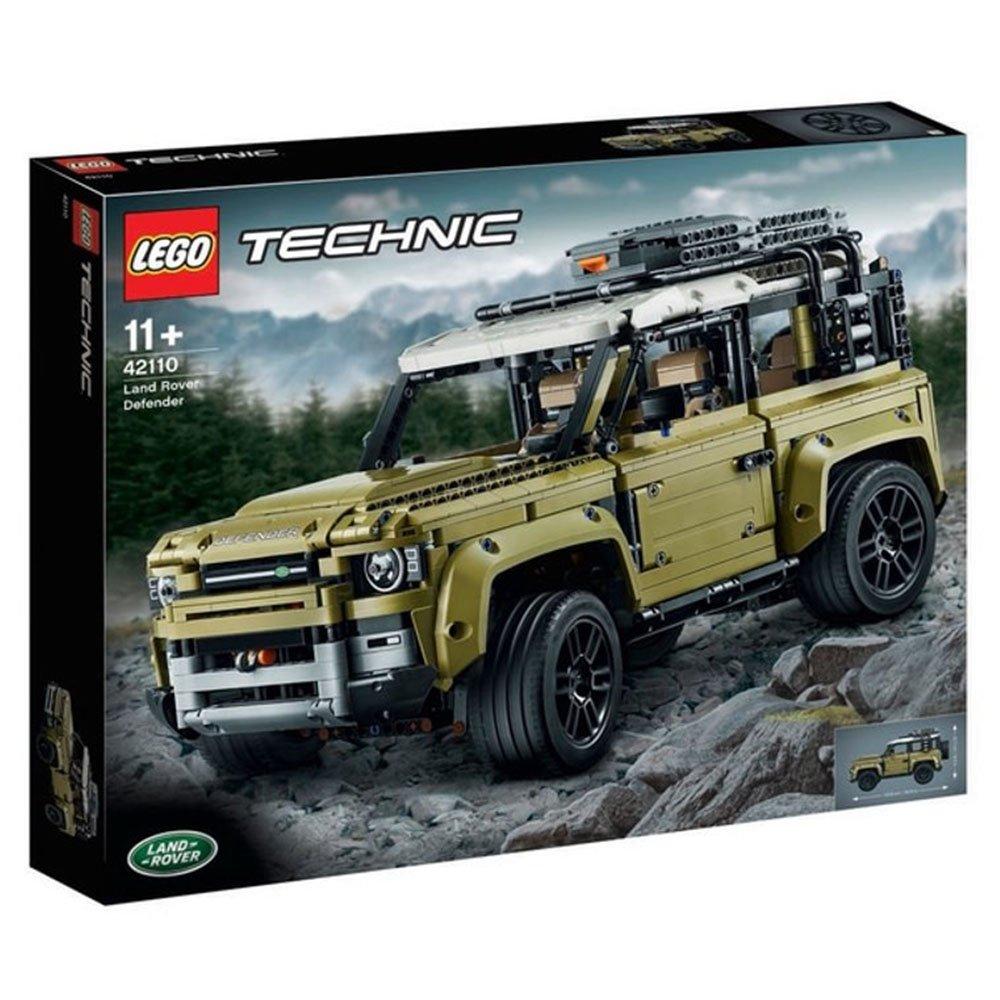 LEGO 樂高積木 Technic 42110 Land Rover Defender