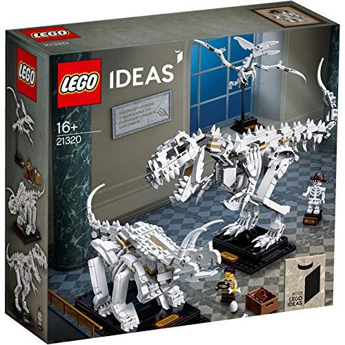 LEGO 樂高 Ideas系列 21320 恐龍化石