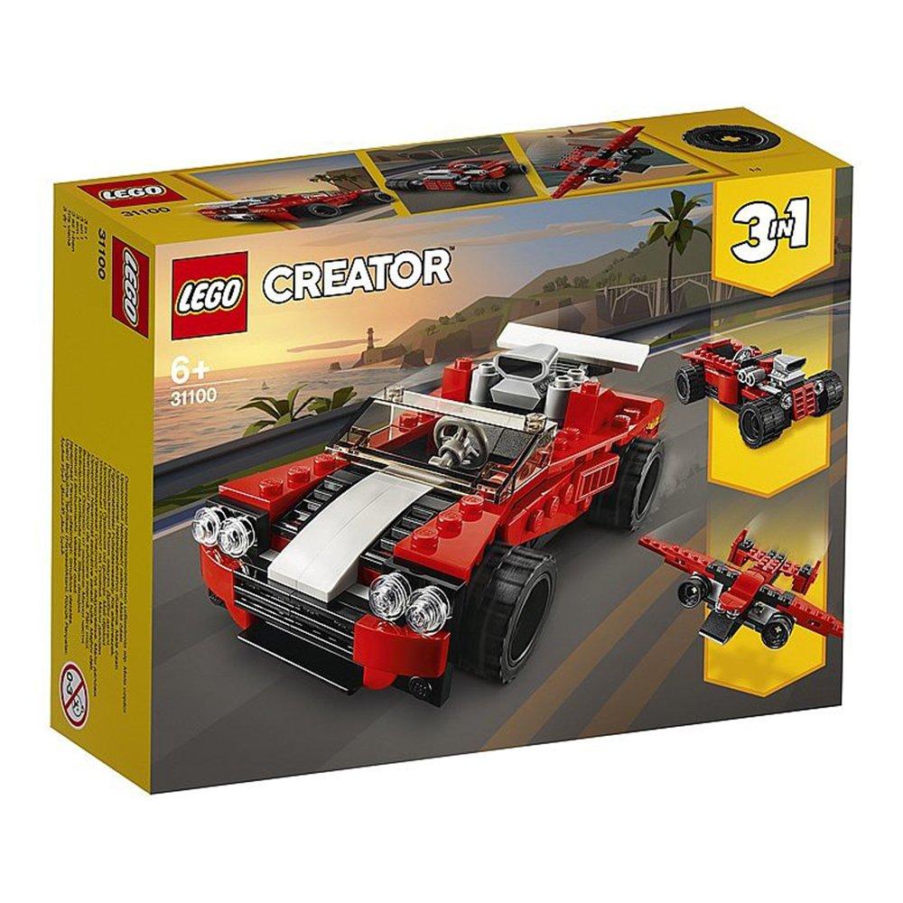 LEGO 樂高積木 Creator系列 31100 跑車