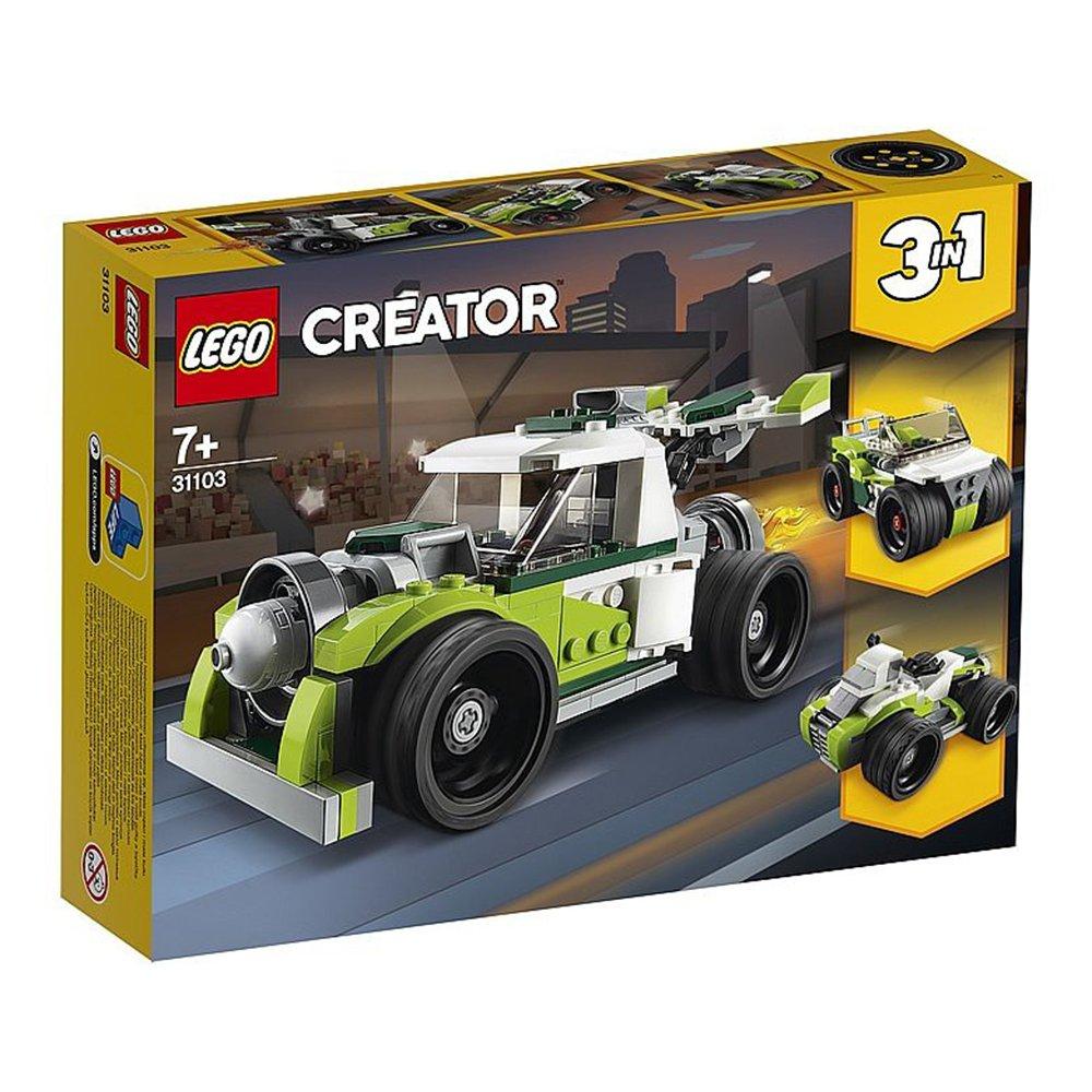 LEGO 樂高積木 Creator系列 31103 火箭卡車