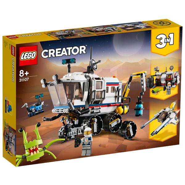 LEGO 樂高積木 Creator系列 LT31107 太空探測車