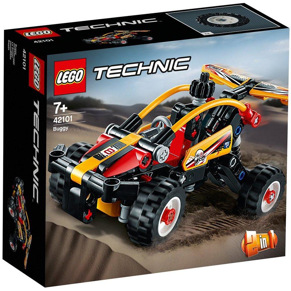 LEGO 樂高積木 Technic 42101 沙灘越野車