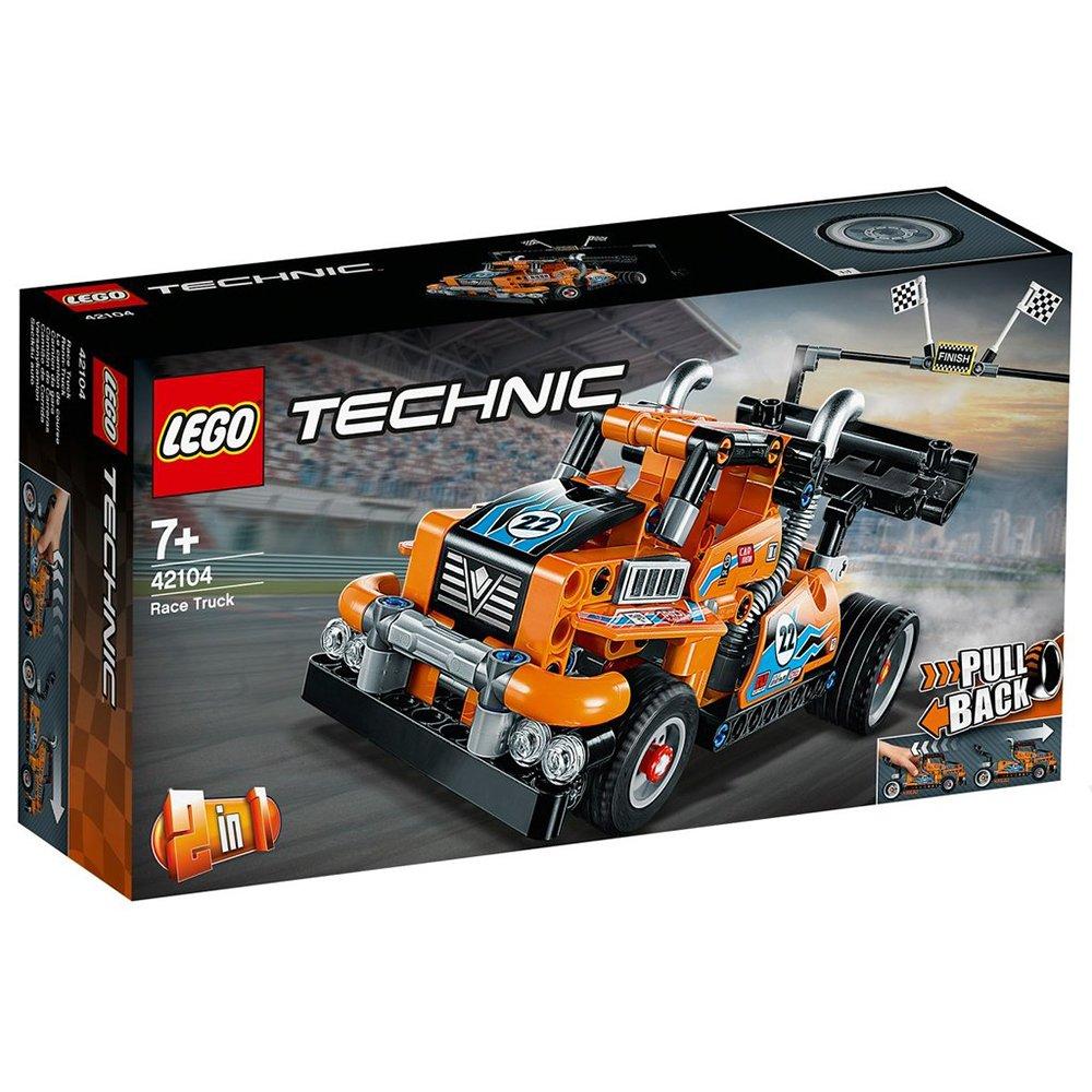 LEGO 樂高積木 Technic 42104 賽道卡車