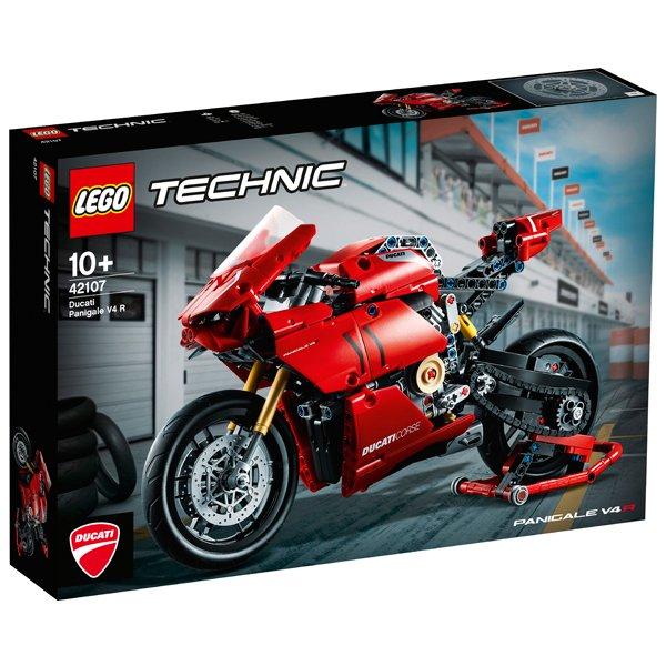 LEGO 樂高積木 Technic 42107 Ducati Panigale V4 R