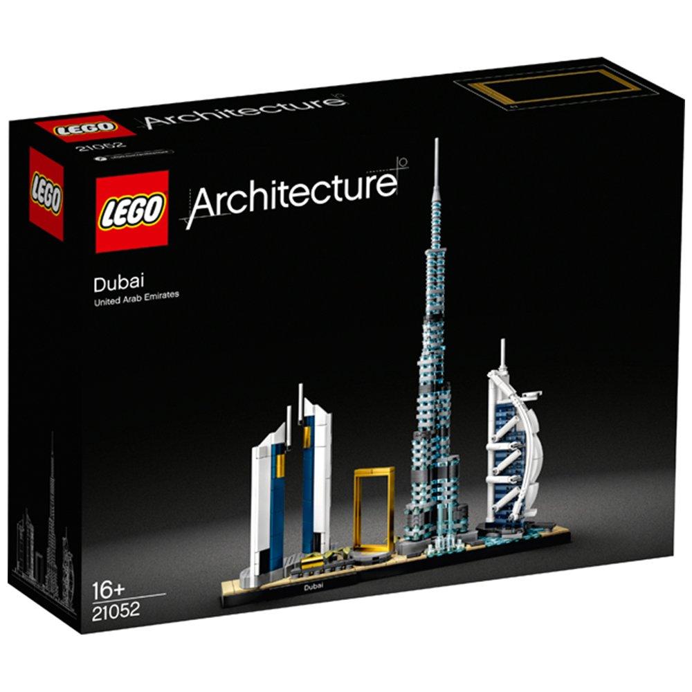 LEGO 樂高積木 Architecture 建築系列 21052 杜拜