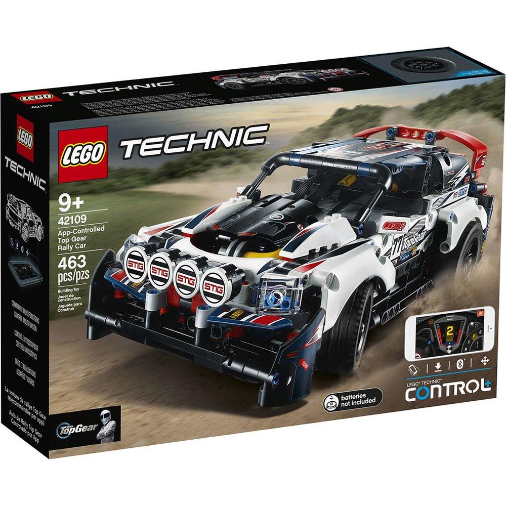LEGO 樂高積木 Technic 42109 Top Gear 拉力賽車
