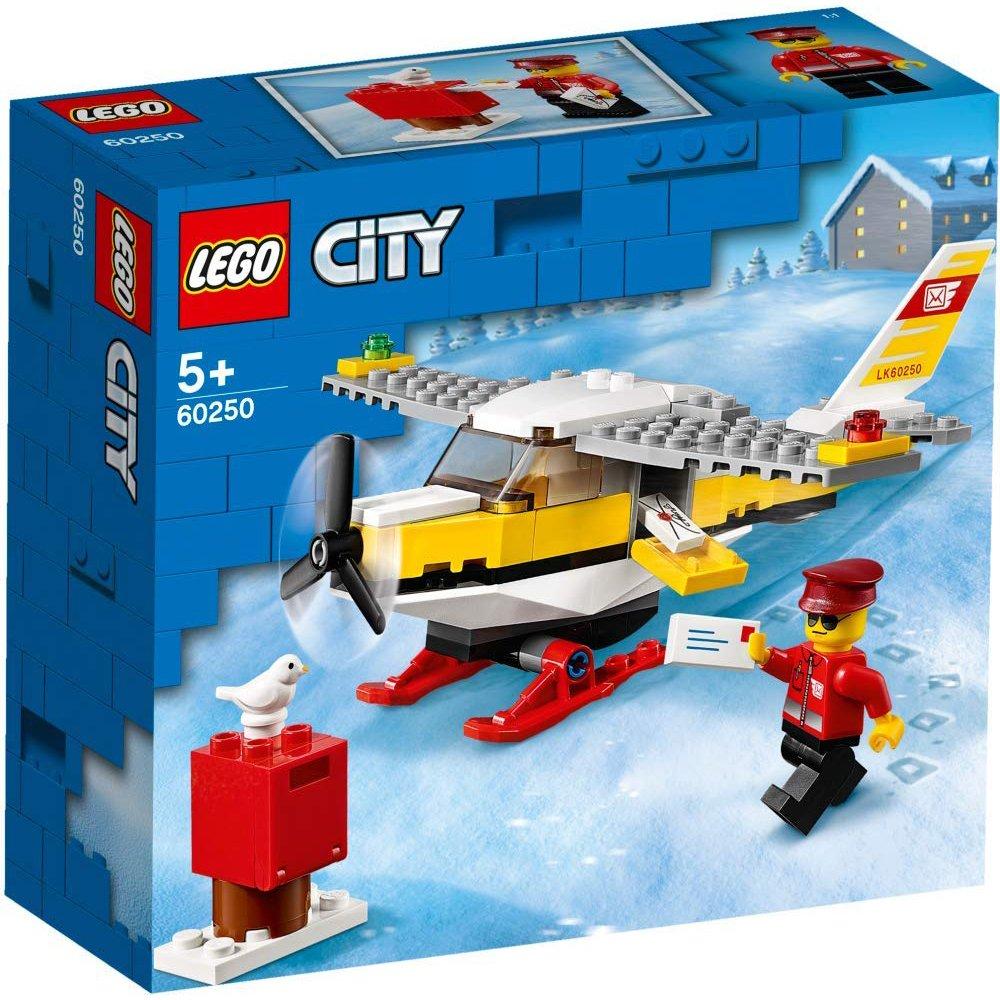 LEGO 樂高積木 City LT60250 郵政飛機
