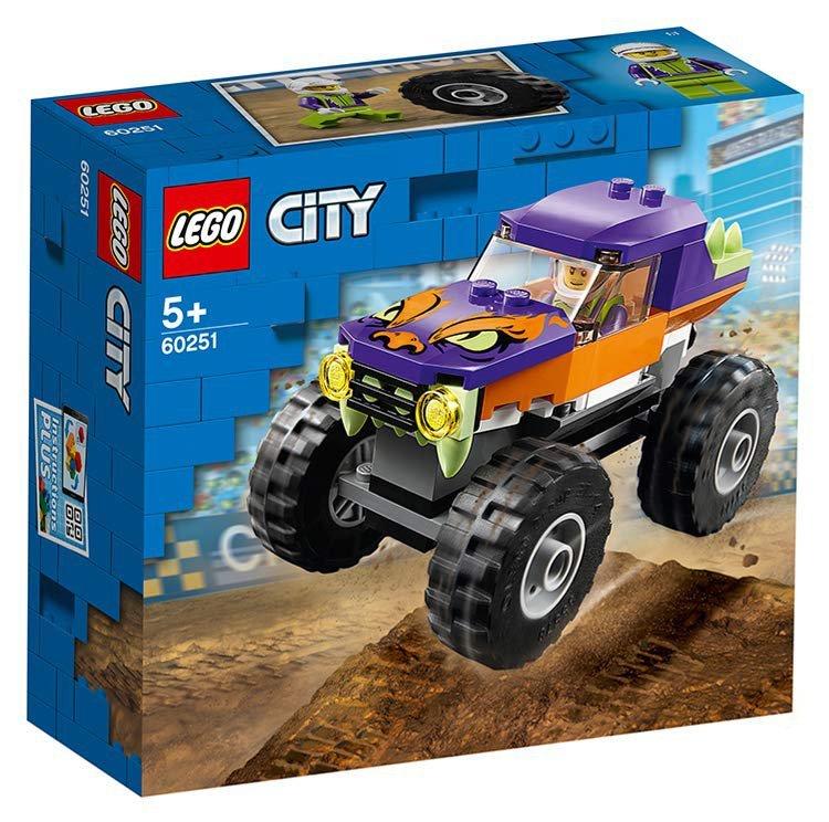 LEGO 樂高積木 City 60251 怪獸卡車