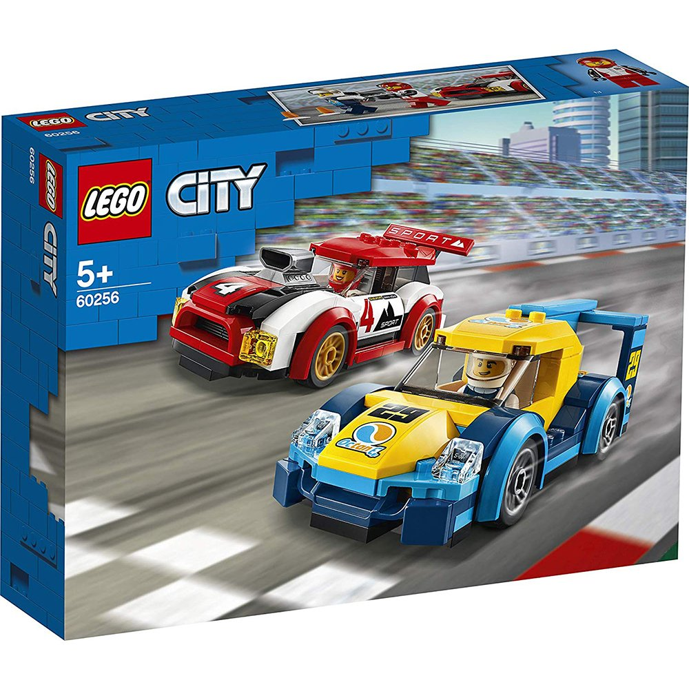 LEGO 樂高積木 City 60256 賽車