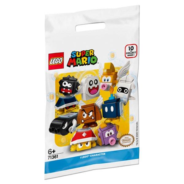 LEGO樂高積木Super Mario超級瑪利歐71361角色組合包