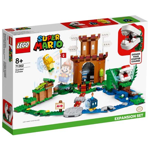 LEGO樂高積木Super Mario超級瑪利歐71362堡壘守衛戰
