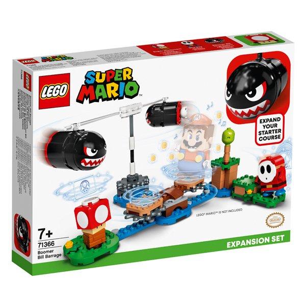 LEGO樂高積木Super Mario超級瑪利歐71366大炮彈刺客