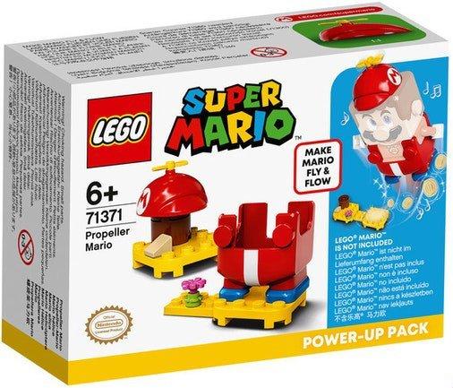 LEGOSuper Mario超級瑪利歐71371螺旋槳瑪利歐Power-Up套裝