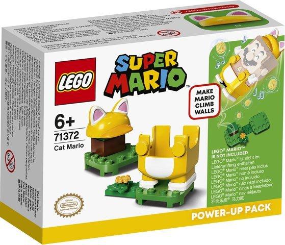 LEGOSuper Mario71372 貓咪瑪利歐Power-Up套裝
