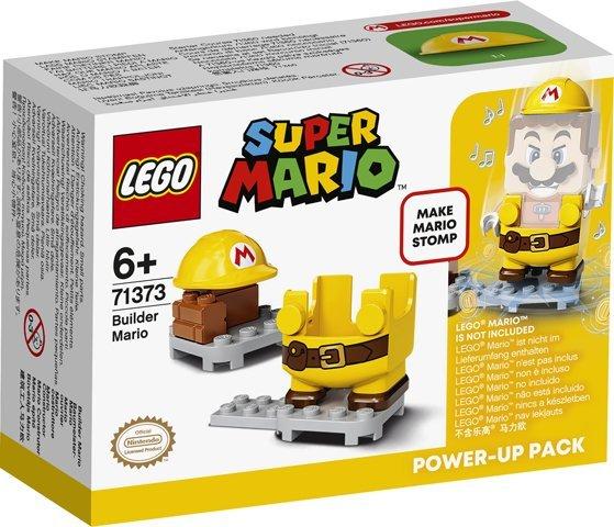LEGOSuper Mario71373建築工瑪利歐Power-Up套裝