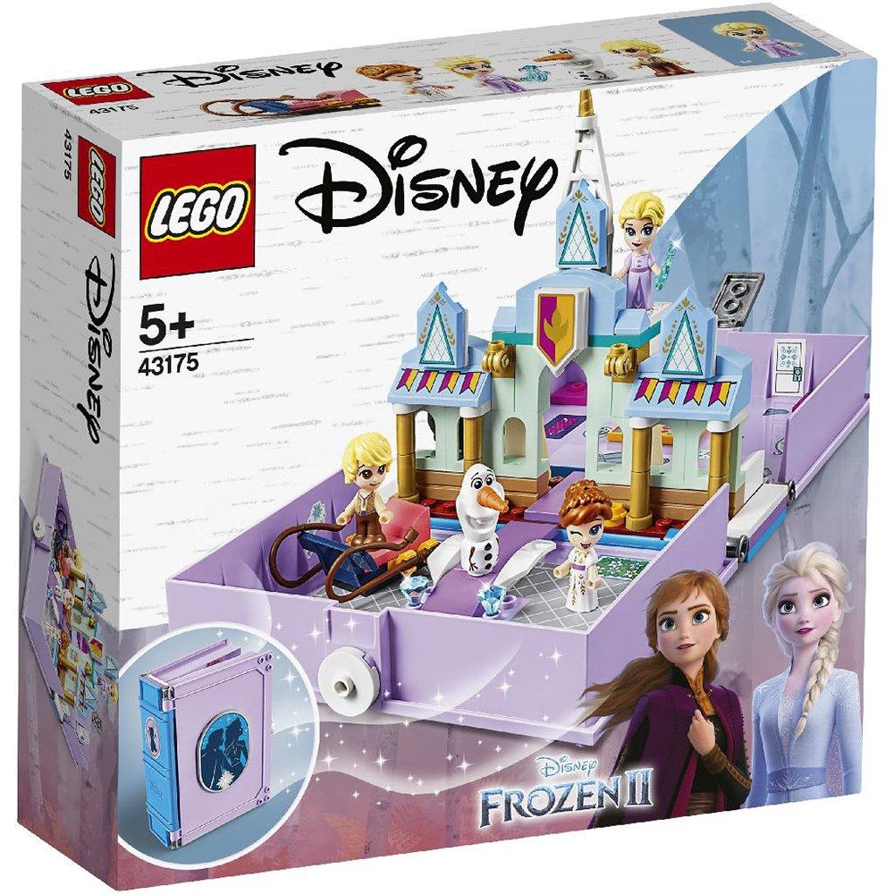 LEGO 樂高積木 Disney Princess 43175 安娜與艾莎的口袋故事書