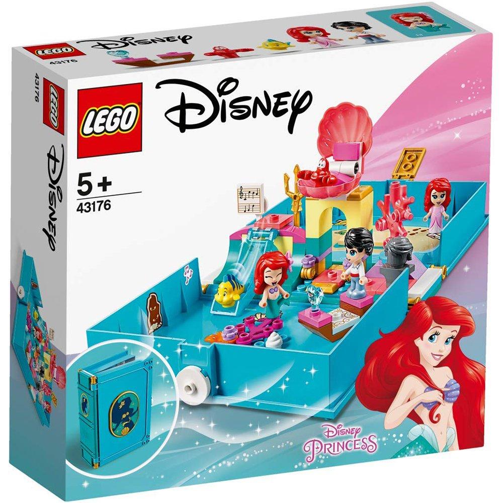 LEGO 樂高積木 Disney Princess 43176 愛麗兒的口袋故事書