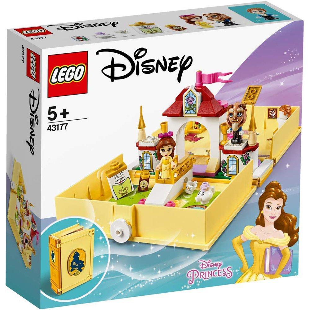 LEGO 樂高積木 Disney Princess 43177 貝兒的口袋故事書