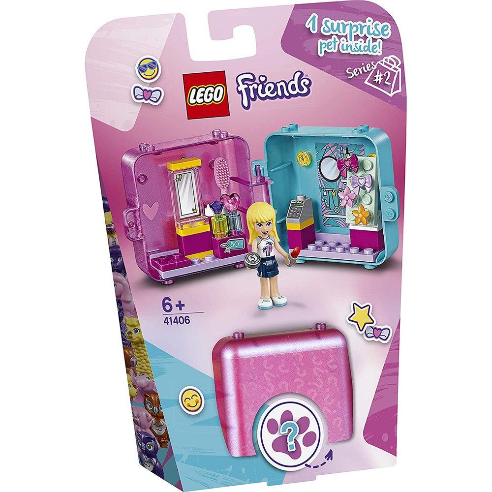 LEGO 樂高積木 Friends 41406 購物秘密寶盒 斯蒂芬妮
