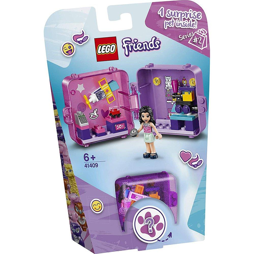 LEGO 樂高積木 Friends 41409 購物秘密寶盒 艾瑪