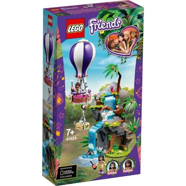 LEGO 樂高積木 Friends 41423 熱氣球叢林救援