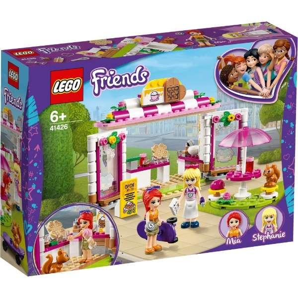 LEGO 樂高積木 Friends 41426 心湖城公園咖啡廳