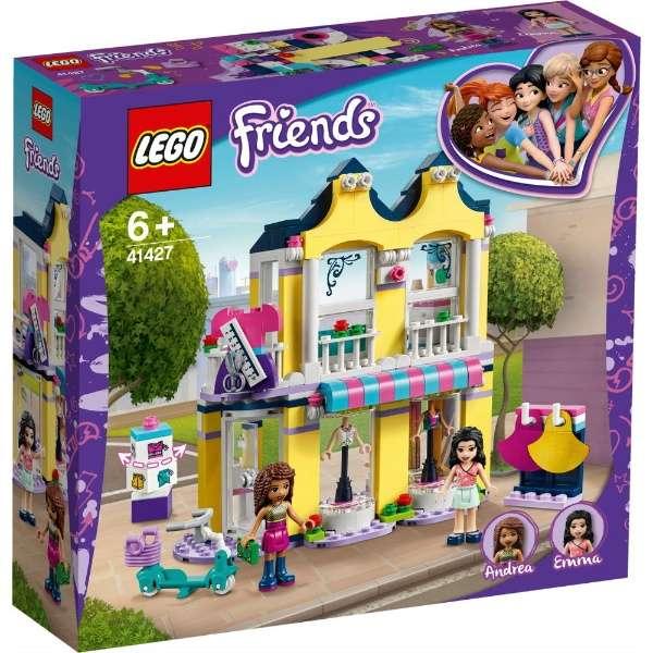 LEGO 樂高積木 Friends 41427 艾瑪的時裝店