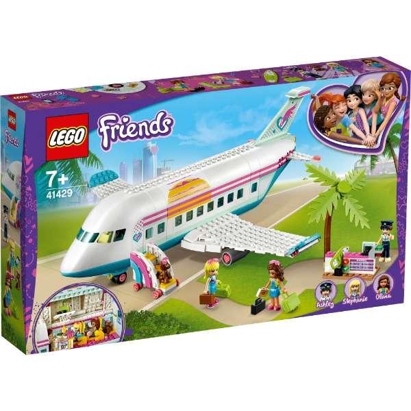 LEGO 樂高積木 Friends 41429 心湖城飛機