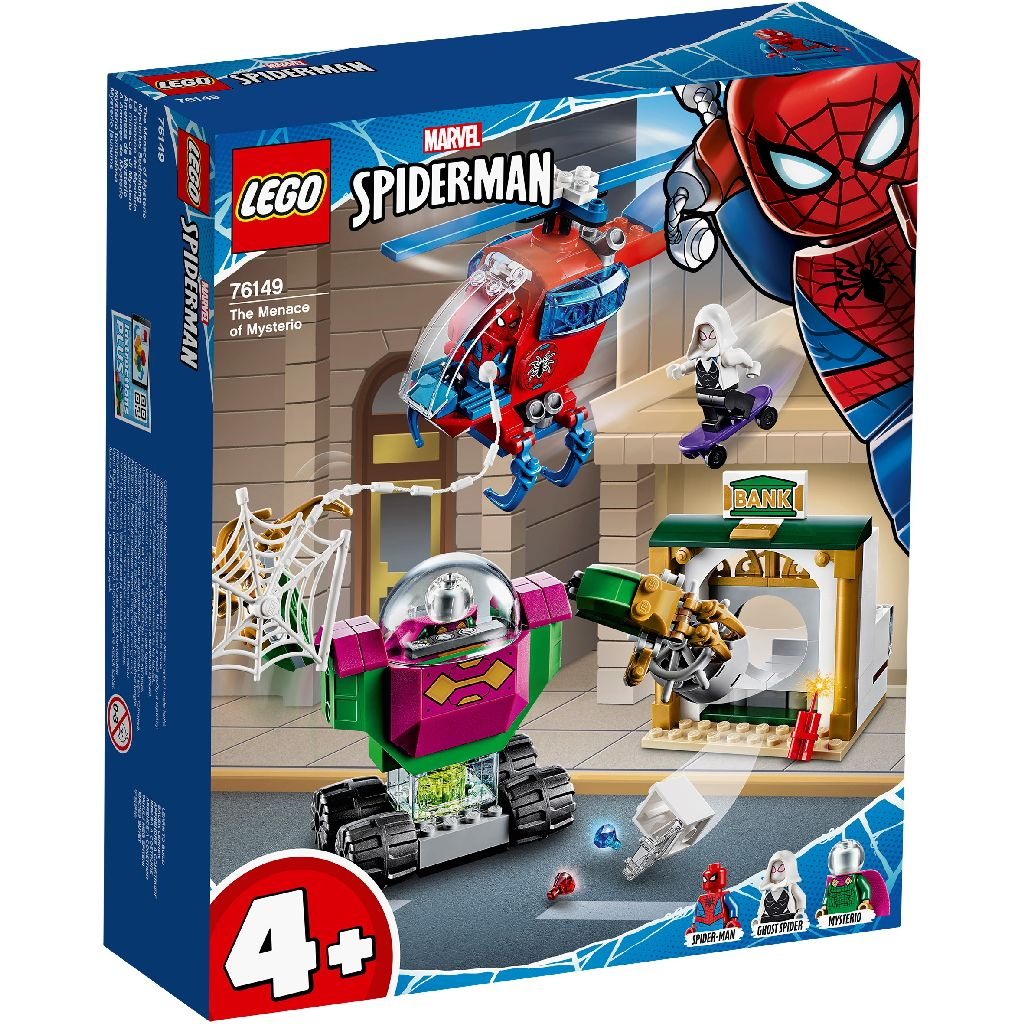 LEGO樂高積木 Super Heroes系列 76149 The Menace of Mysterio