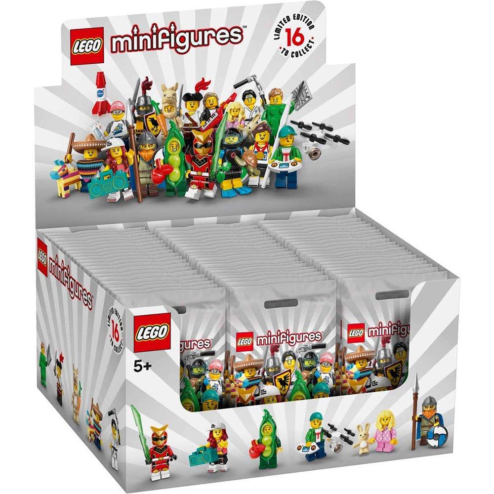 樂高積木 LEGO Minifigures 人偶抽抽樂 71027 第20代