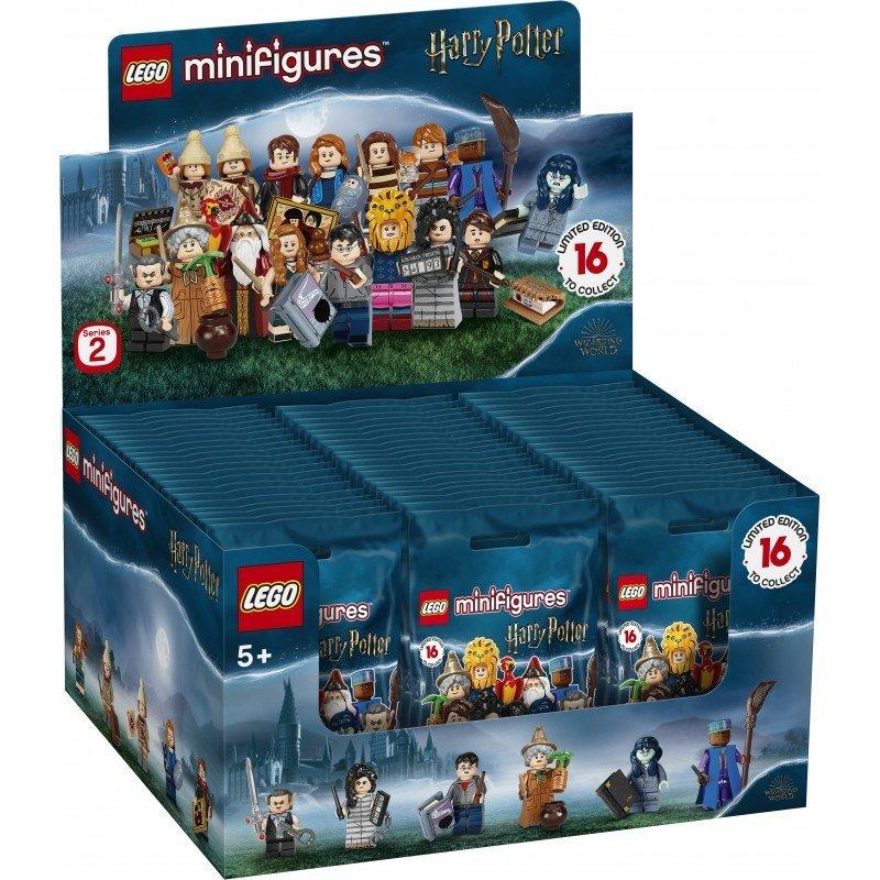 LEGO 樂高積木 LEGO Minifigures LT71028 Harry Potter™ Series 2(一箱60隻)