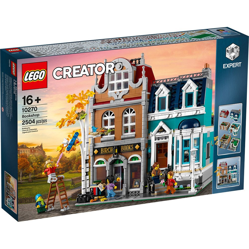 LEGO樂高積木 Creator Expert 10270 書店