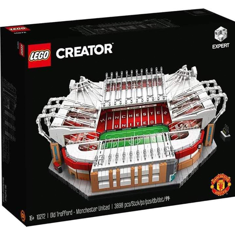 LEGO樂高積木 Creator Expert 10272 曼聯老特拉福德球場