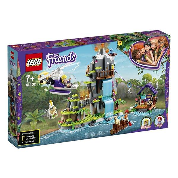 LEGO 樂高積木 Friends 41432 叢林羊駝救援