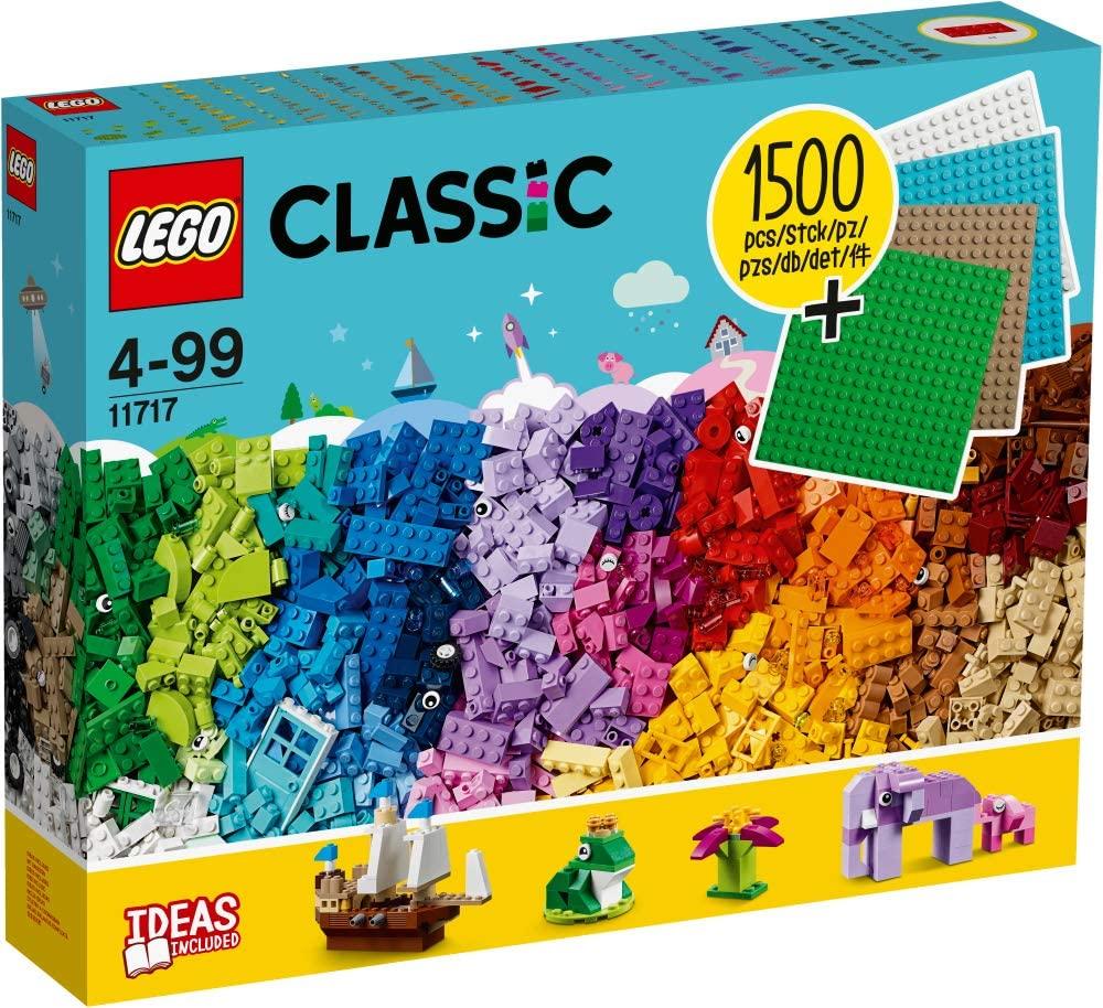 LEGO樂高積木LEGO Classic 11717 經典系列 積木底版創意盒