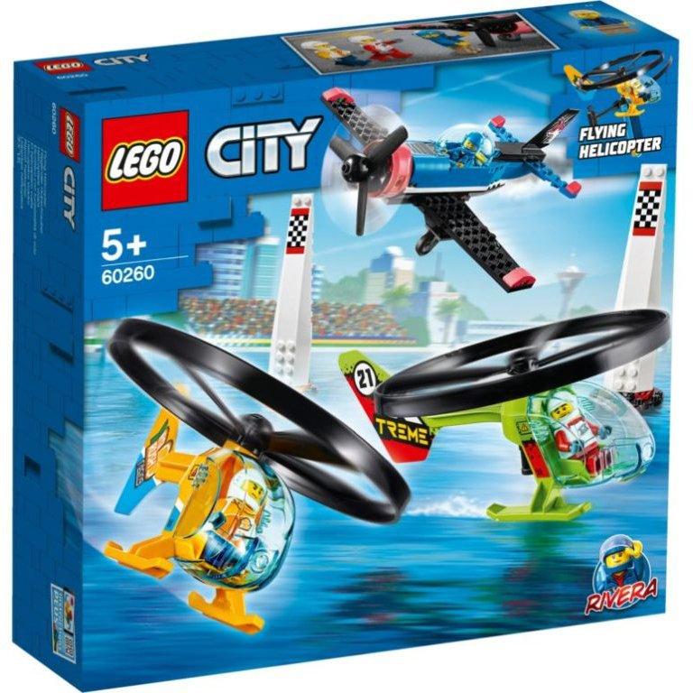 LEGO 60260空中競技飛行賽