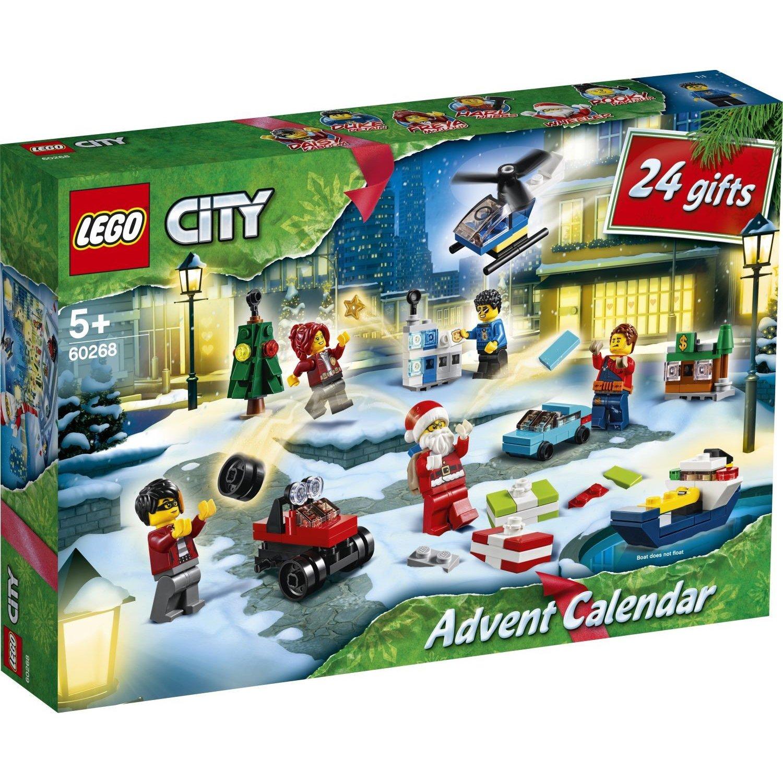 LEGO 60268城市驚喜月曆
