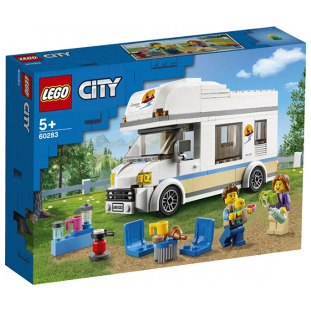 【2021.1月新品】LEGO 樂高積木 City Great Vehicles 60283 假期露營車
