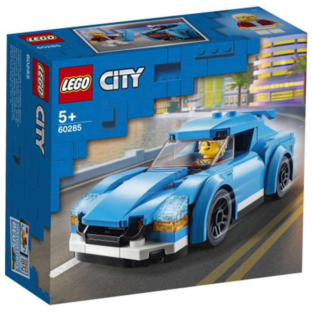 【2021.1月新品】LEGO 樂高積木 City Great Vehicles 60285 跑車