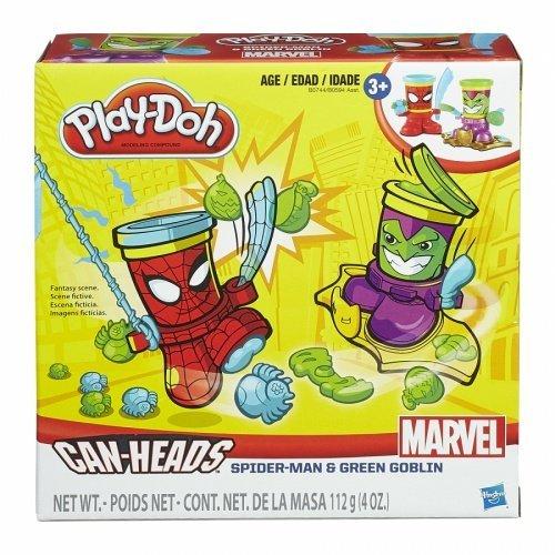 培樂多漫威英雄黏土罐遊戲組