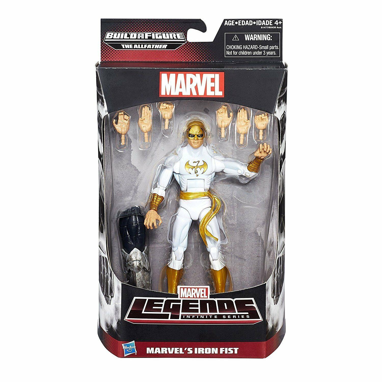 漫威 復仇者聯盟2 6吋傳奇英雄收藏人物系列 MARVEL'S IRON FIST