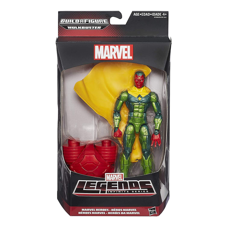 漫威 復仇者聯盟2 6吋收藏人物系列 MARVEL HEROES