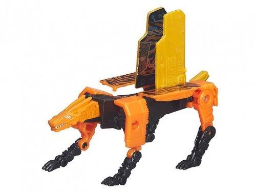 變形金剛世代系列 泰坦之戰偵查戰將W1 黃豹