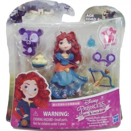迪士尼迷你公主與朋友組 - 梅莉達(勇敢傳說)